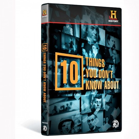 10 Things You Don't Know About… – DVD Review