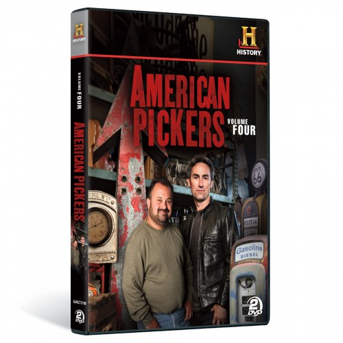 American Pickers: Volume Four – DVD Review
