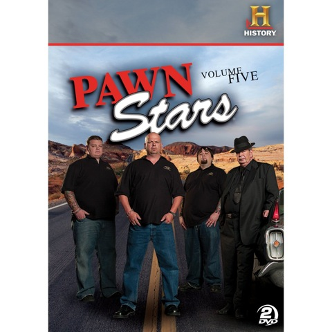 Pawn Stars: Volume Five – DVD Review