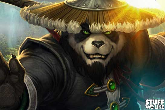 Livestream: World of Warcraft Mists of Pandaria