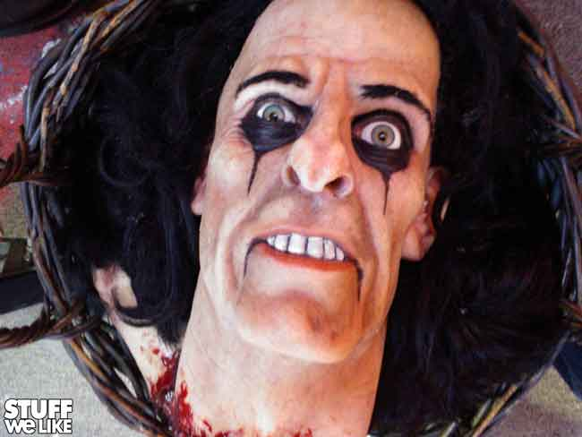HHN Preview: Alice Cooper Goes to Hell 3D