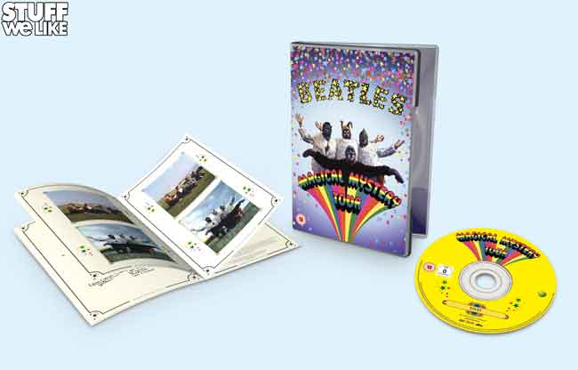 Giveaway: Magical Mystery Tour DVD