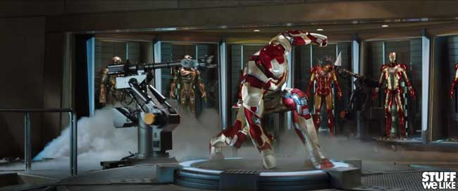 Iron Man 3 Teaser