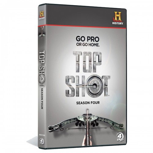DVD Review: Top Shot – Season Four