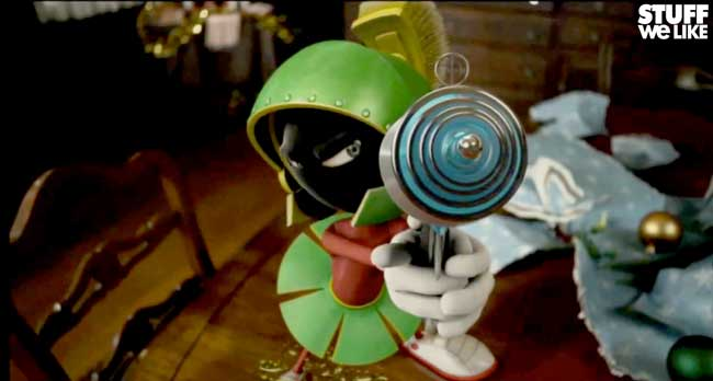Marvin The Martian live action film