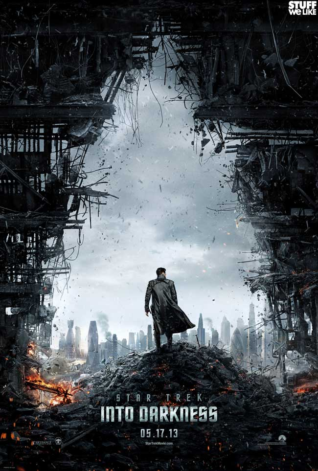 Star Trek Into Darkness 9 Minute Review