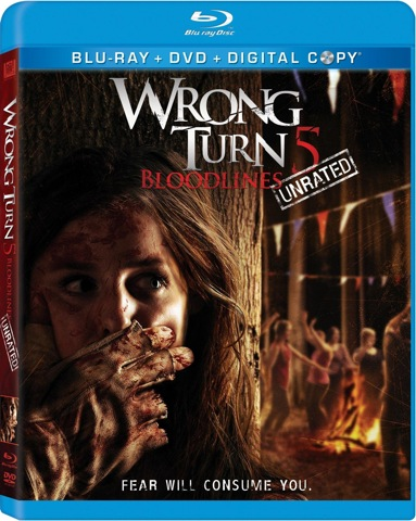 Blu-ray Review: Wrong Turn 5 – Bloodlines