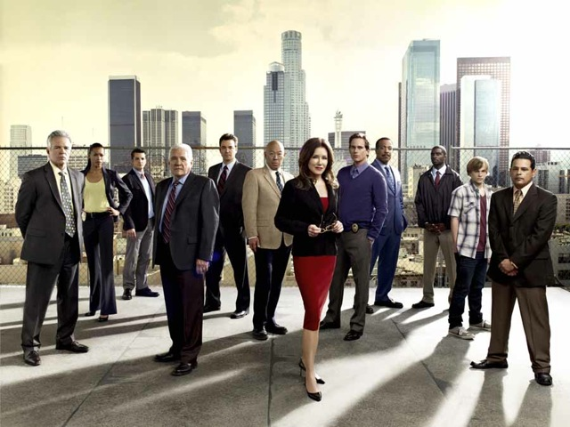 The Major Crimes Cast