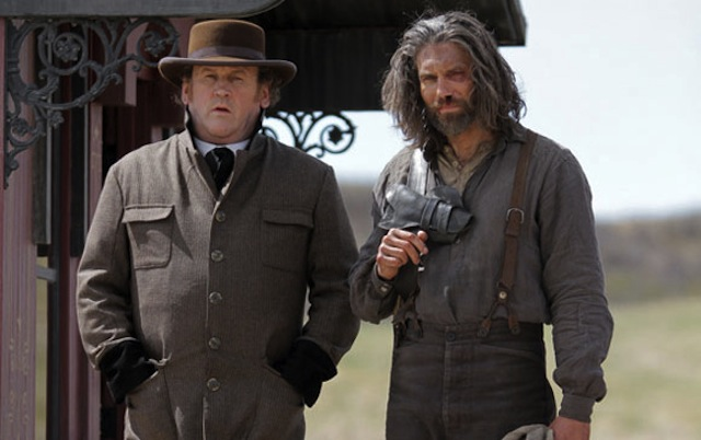 Colm Meany and Anson Mount