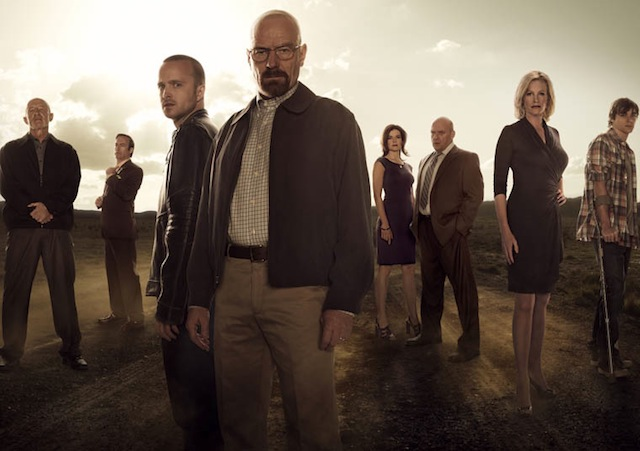 Breaking Bad final season cast