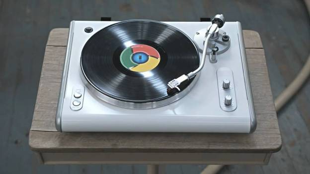 A Different Look at Google Chrome