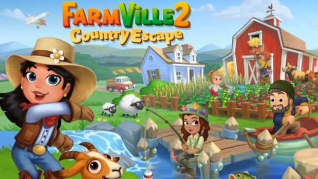 Sponsored Video: FarmVille 2: Country Escape