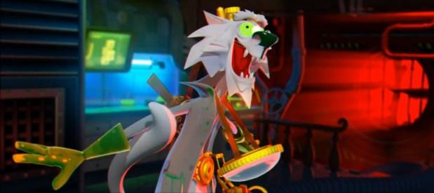 Mousecraft Animation Trailer