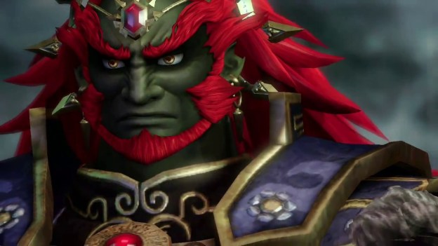 Hyrule Warriors with Ganondorf and a Great Sword