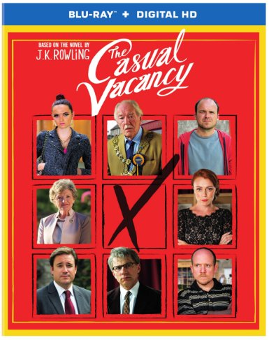 The Casual Vacancy on Blu-ray