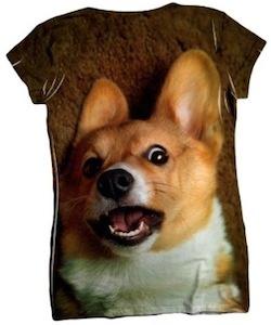 Welsh Corgi t-shirt