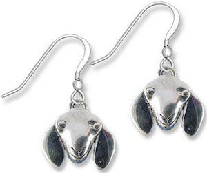 Anglo Nubian earrings