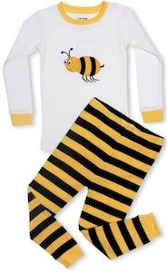 Bee Pajama for kids