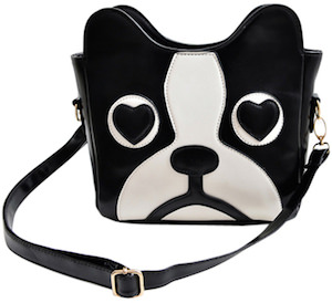 cute dog purse