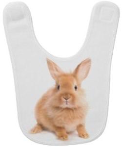 Cute Bunny Bib for babies