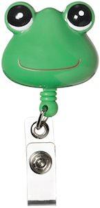 Frog pass holder