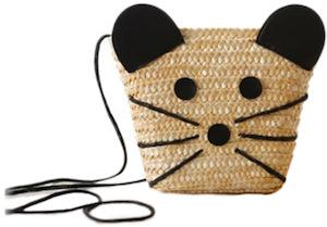 Mouse shoulder bag