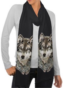 American Apparel Wolf Scarf (available in many colors)