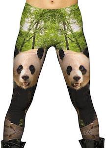 Panda Bear Forest Women's Leggings