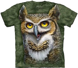 Big Owl T-Shirt