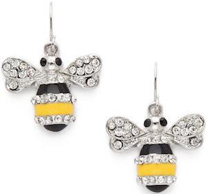 cute Bumble Bee Earrings