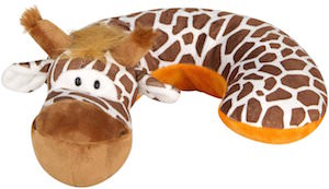 Giraffe Travel Pillow