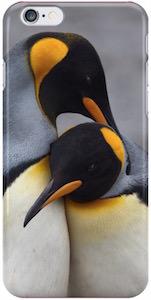 King Penguin iPhone Case