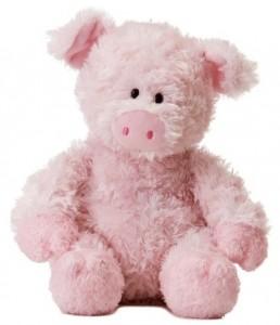 Aurora Plush Pig Tubbie Wubbie
