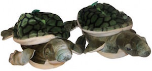 Turtle Slippers