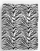 Zebra Print Duvet Cover