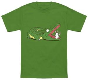 Funny Bunny Selfie T-Shirt