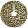Leopard Print Christmas Tree Skirt