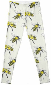 Busy Bumblebee Leggings