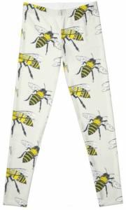 Busy Bumblebee Leggings