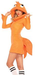 Goldfish Costume Dress