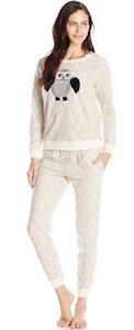 Women's Owl Pajama Set