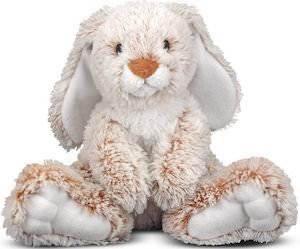 Plush Burrow Bunny