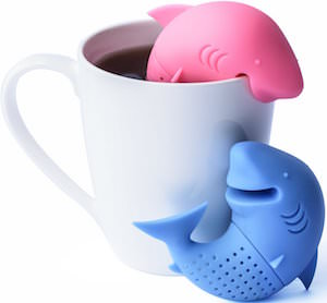 Shark Tea Infuser Set