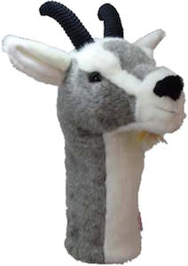 Goat Golf Club Headcover