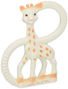 Sophie La Giraffe So Pure Teether