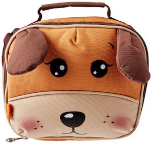Puppy Face Mini Lunch Box