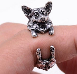 Welsh Corgi Ring