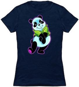 Cute And Colorful Panda T-Shirt