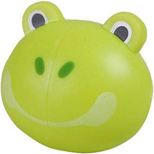 Green Frog Toothbrush Holder
