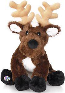 Webkinz 8.5 Inch Tall Plush Reindeer